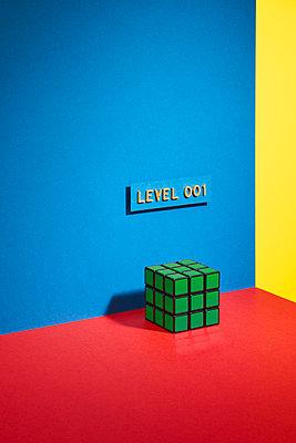 Zauberwuerfel Level 001 - p1378m1497452 von Volker Lammers