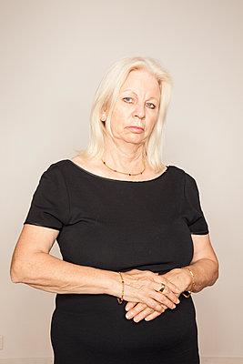 Portrait of a Woman - p1514m2109297 by geraldinehaas