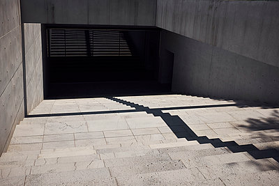 Korea, Seoul, Concrete building - p1492m2223614 by Leopold Fiala
