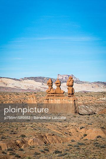 Sculptures - p756m1585653 by Bénédicte Lassalle