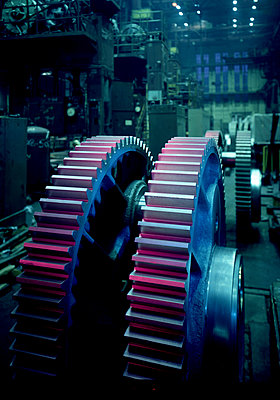 Factory - p1016m1591193 by Jochen Knobloch
