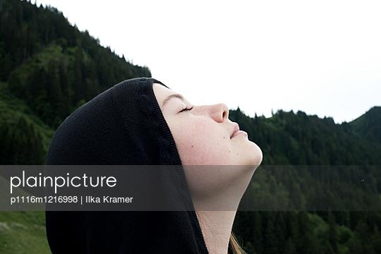 Tief einatmen - p1116m1216998 von Ilka Kramer