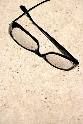 Black Glasses - p450m1223302 by Hanka Steidle