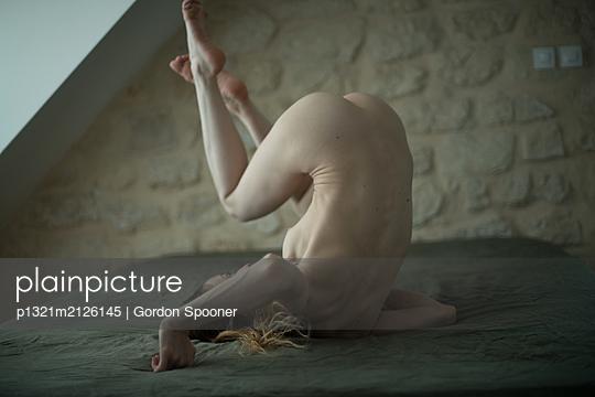 Somersault - p1321m2126145 by Gordon Spooner