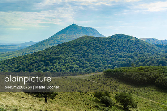 Puy de Dôme - p445m2263754 von Marie Docher