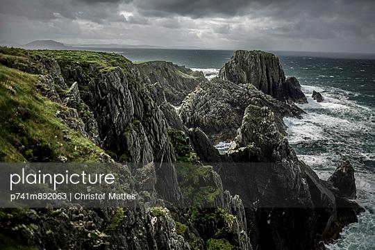 Malin Head - p741m892063 von Christof Mattes
