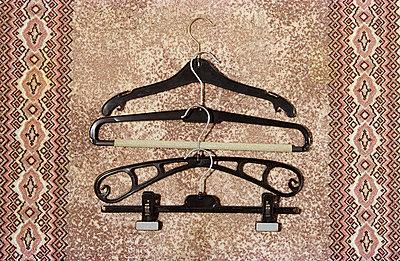 Kleiderbügel - p1650121 von Andrea Schoenrock