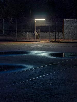 Tennisplatz - p536m1516750 von Schiesswohl