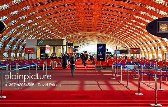 Flughafen Paris Charles de Gaulle - p1397m2054565 von David Prince
