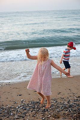 Stranderlebnisse - p454m2044138 von Lubitz + Dorner