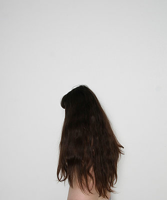Woman Hair - p969m917937 by Alix Marie