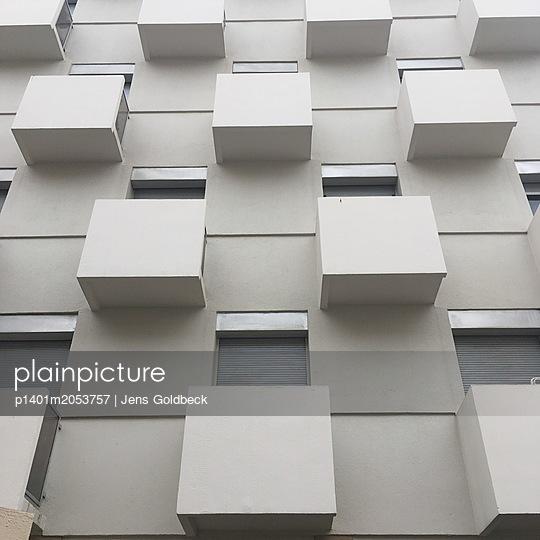 Fassade - p1401m2053757 von Jens Goldbeck