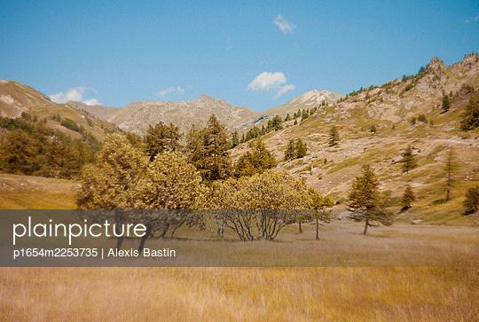 Moutains Alps - p1654m2253735 by Alexis Bastin