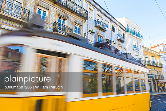 Portugal, Lisbon, - p300m1587265 von William Perugini