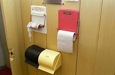 Toilet paper - p3080019 by Ellen Bornkessel