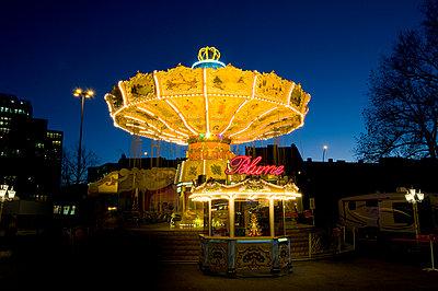 Funfair - p324m1026474 by Bildagentur Hamburg