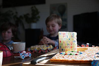 Kindergeburtstag - p1308m2057128 von felice douglas