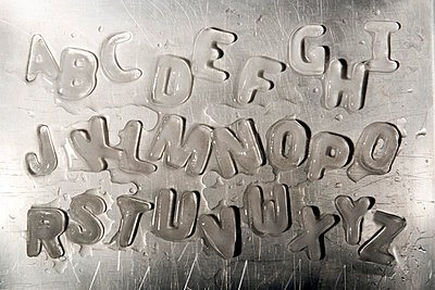 Letters - p451m778210 by Anja Weber-Decker