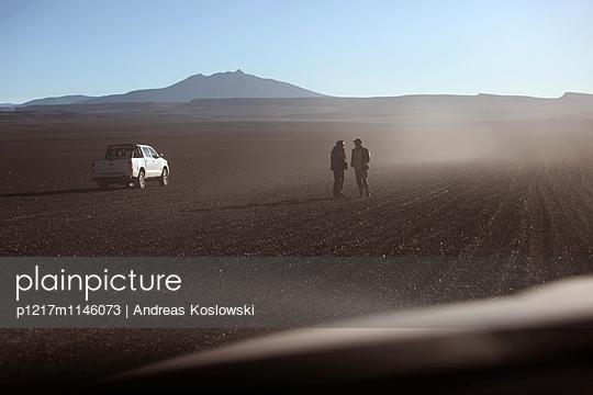 Unterwegs, Paso Jama - p1217m1146073 von Andreas Koslowski