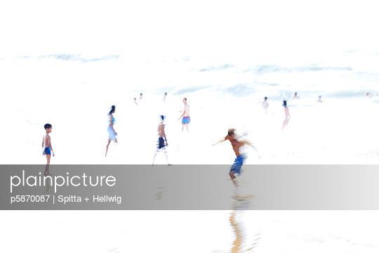 Strandszene - p5870087 von Spitta + Hellwig