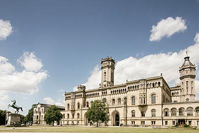 Universität Hannover - Welfenschloss - p1222m1152420 von Jérome Gerull