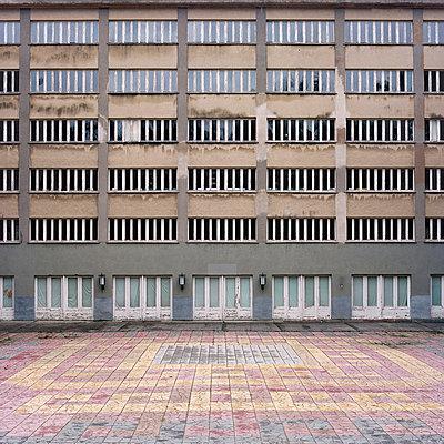 Prora Aussenanlage - p9790012 von Bohnhof