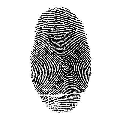 Fingerabdruck - p979m1513325 von Iren Dymke