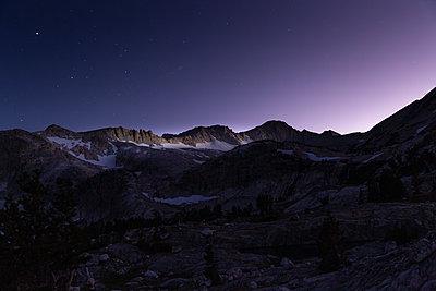 Sierra Nevada - p756m2122806 von Bénédicte Lassalle