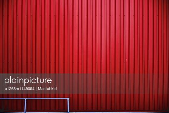 Trapezblech - p1268m1149094 von Mastahkid