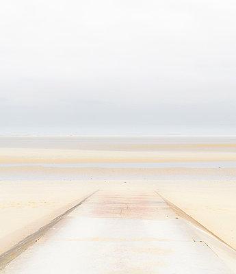 'Utah Beach' in der Normandie III - p1096m880017 von Rajkumar Singh