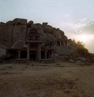 Vijayanagar - p910m668946 von Philippe Lesprit