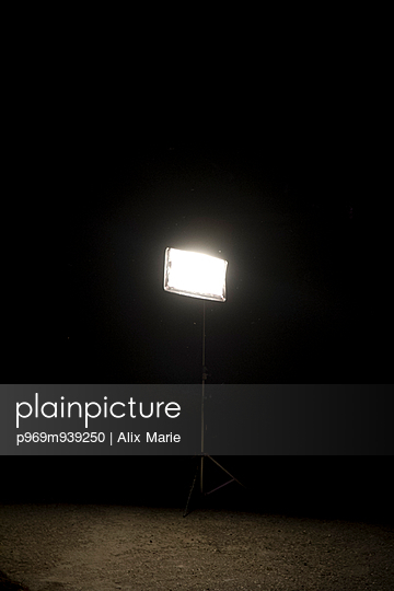 Light in the night - p969m939250 by Alix Marie