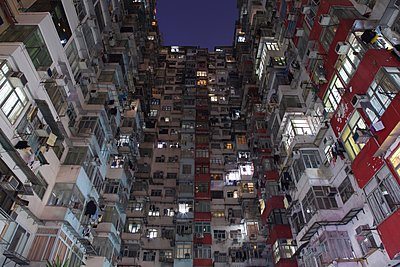 Housing in Hong Kong - p1399m1444677 by Daniel Hischer