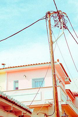 Schönes Haus auf der Insel Argina - p432m1508443 von mia takahara
