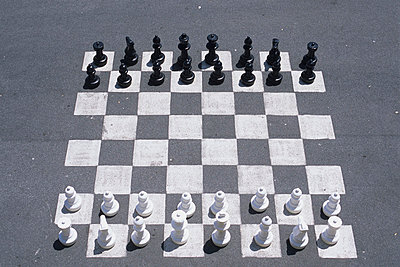 Chess - p8570119 by Julia Droop