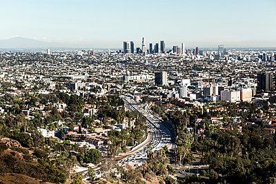 Los Angeles - p1094m971506 by Patrick Strattner