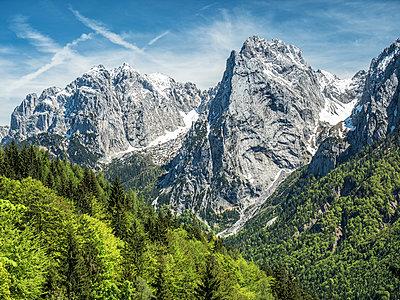 Austria, Tyrol, Alps, Kaisertal, Wilder Kaiser - p300m1153400 by Stefan Schurr