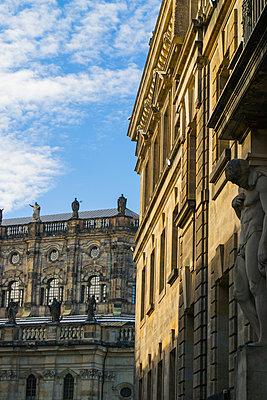 Dresdens Architektur - p1199m2020647 von Claudia Jestremski