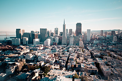 San Francisco Skyline - p795m1159953 by Janklein