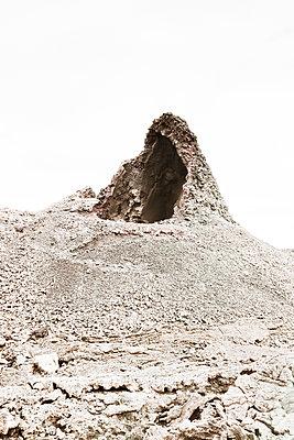 Rock, Lava rock - p1598m2164119 by zweiff Florian Bier