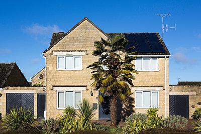 Einfamilienhaus - p1057m982803 von Stephen Shepherd