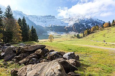 Wandern in Österreich - p1208m1461726 von Wisckow