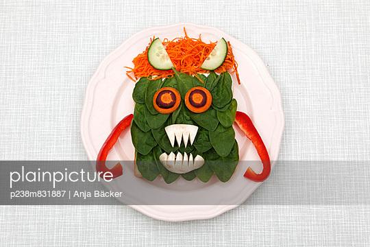 Vegetarian - p238m831887 by Anja Bäcker