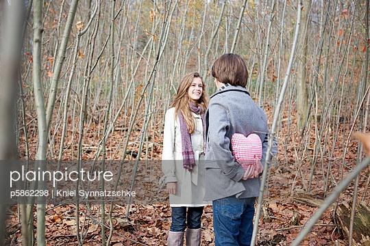 Beziehungsanfang - p5862298 von Kniel Synnatzschke