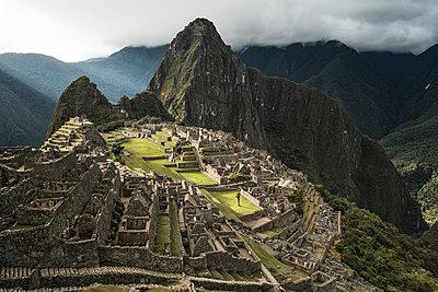Machu Picchu - p1202m1061220 von Jörg Schwalfenberg