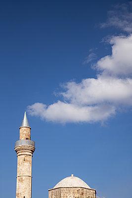 Türkische Moschee im Griechischen Teil Zyperns - p1580m2158175 von Andrea Christofi