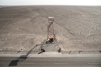 Peru, Aussichtsturm - p1643m2229358 von janice mersiovsky