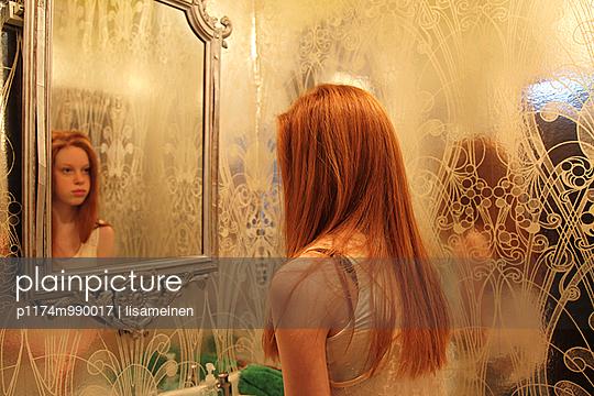 Spiegelbild - p1174m990017 von lisameinen