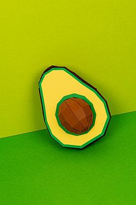 Avocado - p451m2263516 by Anja Weber-Decker