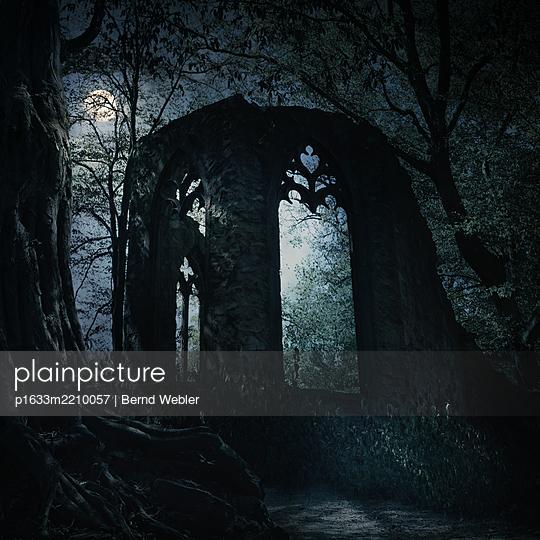 Gothic Tales - p1633m2210057 by Bernd Webler